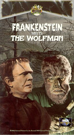 Frankenstein Meets the Wolf Man (1943) By: The Masked Reviewer