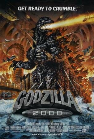 Godzilla 2000 (1999)