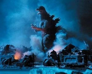 Godzilla Final Wars - destruction