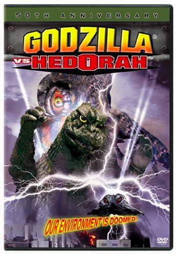 Godzilla vs Hedorah (aka. Godzilla vs the Smog Monster)
