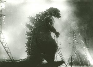 Gojira vs. electricity