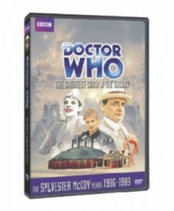 Dr. Who: The Greatest Show in the Galaxy, starring Sylvester McCoy, Sophie Aldred