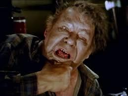 Lon Chaney Jr. as Groton, the axe murderer