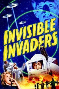 Invisible Invaders (1959) starring John Agar, John Carradine
