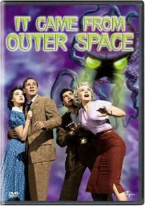 It Came from Outer Space (1953) starring Richard Carlson, Barbara Rush, Charles Drake, Russell Johnson