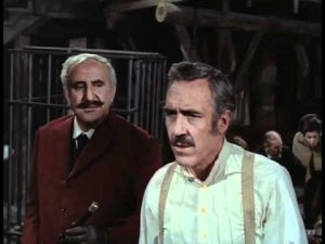 Jason Robards in Murders in the Rue Morgue (1971)
