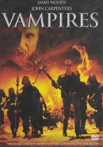 John Carpenter's Vampires (1998) starring James Woods, Daniel Baldwin, Sheryl Lee, Thomas Ian Griffith, Maximilian Schell