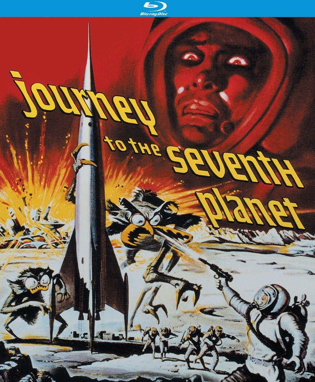 Journey to the Seventh Planet (1962) starring John Agar, Greta Thyssen