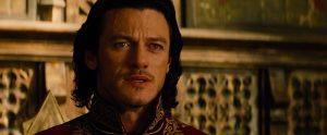 Luke Evans as Dracula