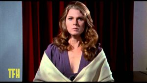 Mariette Hartley as the unwilling love interest in The Return of Count Yorga