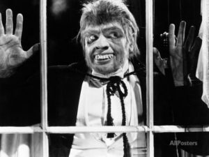Fredric March as Mr. Hyde
