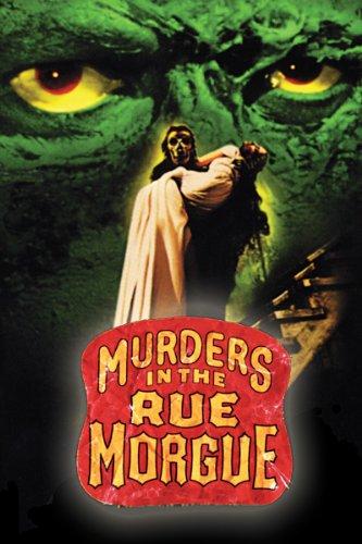 Murders in the Rue Morgue (1971) starring Jason Robards, Herbert Lom