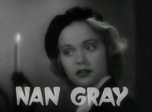 Nan Gray in Dracula's Daughter