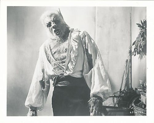 Oliver Reed as the titular werewolf in Curse of the Werewolf
