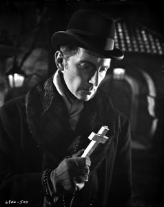 Peter Cushing as Dr. Van Helsing