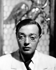 Peter Lorre in Thank You Mr. Motto