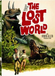 Sir Arthur Conan Doyle's The Lost World (1960) starring Michael Rennie, Claude Rains, Jill St. John, Fernando Lamas