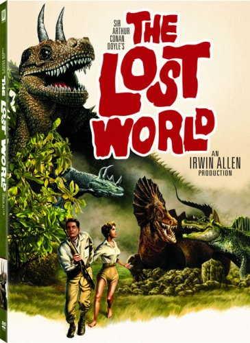 Sir Arthur Conan Doyle's The Lost World (1960) starring Michael Rennie, Claude Rains, Jill St. John, Fernando Lamas