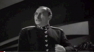 Son of Frankenstein - Lionel Atwill as the Inspector