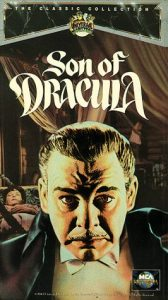 Lon Chaney Jr. as the titular Son of Dracula