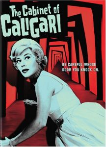 The Cabinet of Caligari (1962), starring Glynis Johns