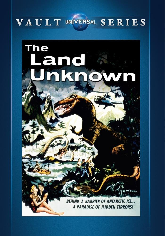 The Land Unknown (1957) starring Jock Mahoney, Shirley Patterson, William Reynolds, Henry Brandon, Douglas Kennedy