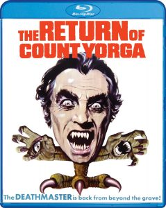 The Return of Count Yorga (1971) starring Robert Quarry, Marietta Hartley, Craig T. Nelson