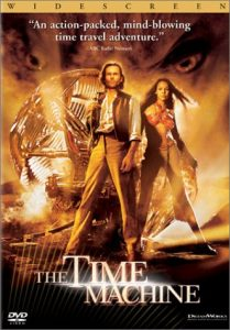 The Time Machine (2002) starring Guy Pierce, Samantha Mumba, Jeremy Irons