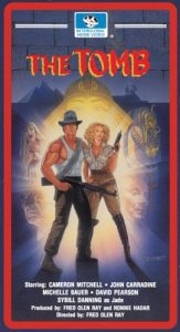 The Tomb (1986) starring Michelle Bauer, David O'Hara, Richard Hench