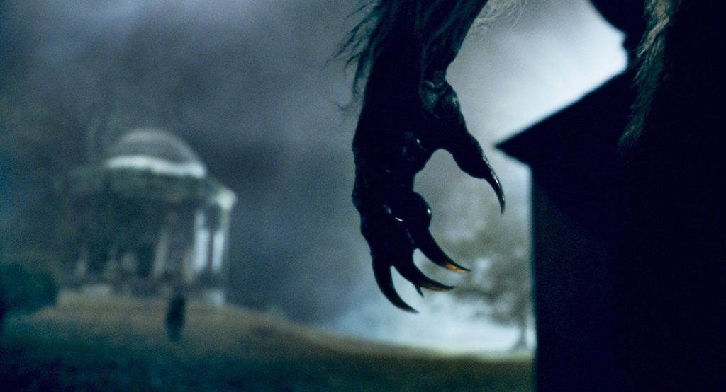 Rick Baker is back with a new werewolf design, and it's amazing as usual