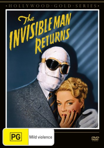 The Invisible Man Returns (1940) starring Vincent Price, Nan Grey, Cedric Hardwicke