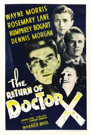 The Return of Dr. X - Humphrey Bogart