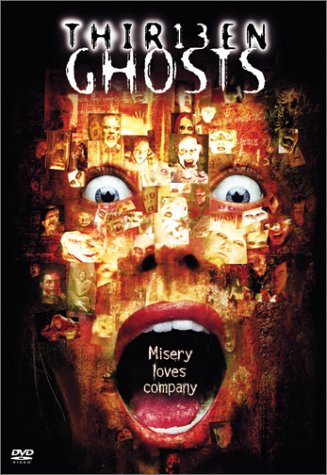 Thirteen Ghosts, starring Tony Shalhoub