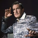 Vincent Price as his wizardly best as Dr. Erasmus Craven in The Raven