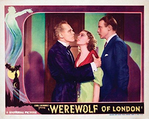 Werewolf of London (1935), starring Henry Hull, Warner Oland, Valerie Hobson