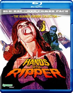 Hands of the Ripper (1971) starring Angharad Rees, Eric Porter