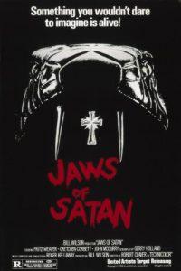Jaws of Satan (1981) starringFritz Weaver, Gretchen Corbett,Jon Korkes,Norman Lloyd