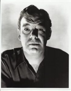 Publicity photo of Lon Chaney Jr. as Lawrence Talbot, the unwilling Wolf Man