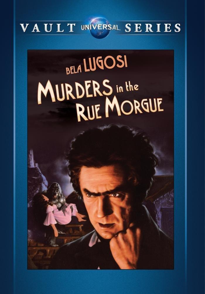 Murders in the Rue Morgue (1932) starring Bela Lugosi, Sidney Fox, Leon Ames