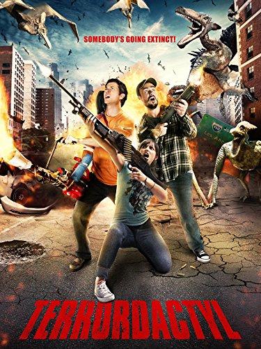 Terrordactyl (2016) starringChristopher John Jennings,Jason Tobias,Candice Nunes, Jack E. Curenton