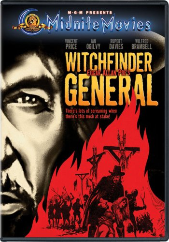 Witchfinder General (1968), aka. The Conqueror Worm, starring Vincent Price, Ian Ogilvy, Rupert Davies