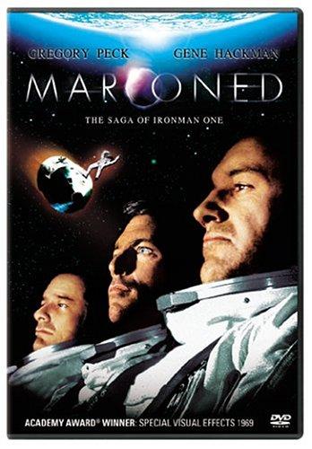 Marooned (1969) starring Gregory Peck, David Janssen,Richard Crenna,James Franciscus,Gene Hackman, Mariette Hartley