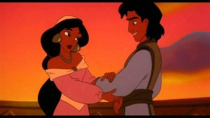 Song lyrics toOut of Thin Air, as sung inAladdin and the King of Thieves