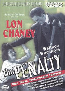 The Penalty, starring Lon Chaney, Ethel Grey Terry