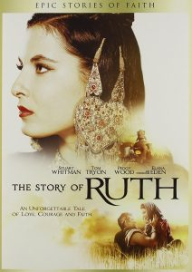 The Story of Ruth (1960) starring Elena Eden, Peggy Wood, Viveca Lindfors, Tom Tryon, Stuart Whitman