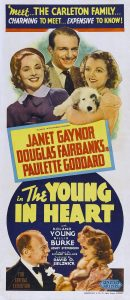 Movie poster for The Young in Heart