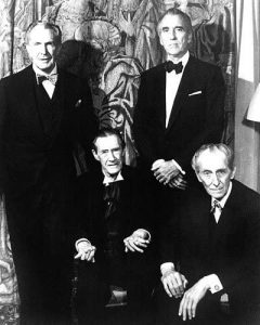 House of the Long Shadows Featuring Peter Cushing, John Carradine, Christopher Lee, Vincent Price