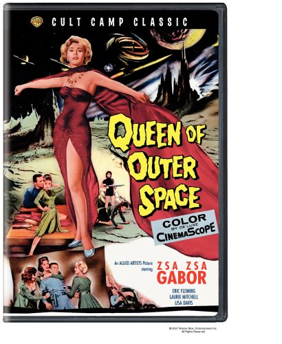 Queen of Outer Space (1958) starringZsa Zsa Gabor,Eric Fleming,Dave Willock