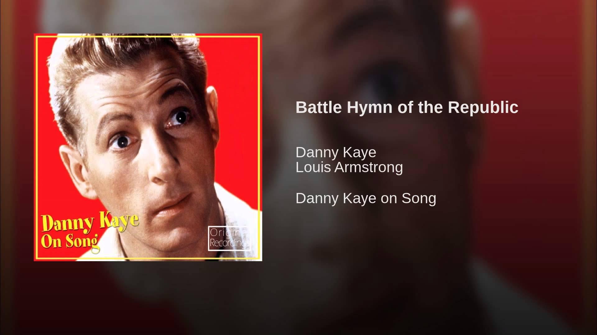 The Battle Hymn of the Republic lyrics (1862). Music by William Steffe, lyrics by Julia Ward Howe