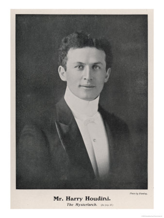 Houdini, Portrait at Age 32